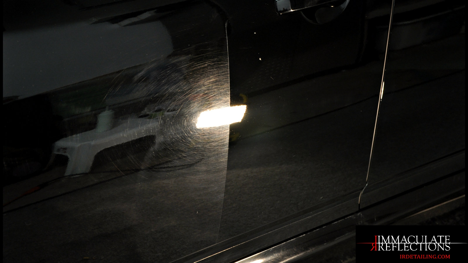 Paint Correction is the heart and soul of Immaculate Reflections Vehicle Transformations and Detailing Services.