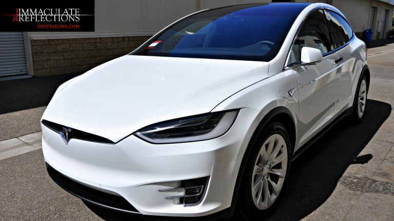 Tesla Model X | Immaculate Reflections: SF Bay Area's Premier Auto