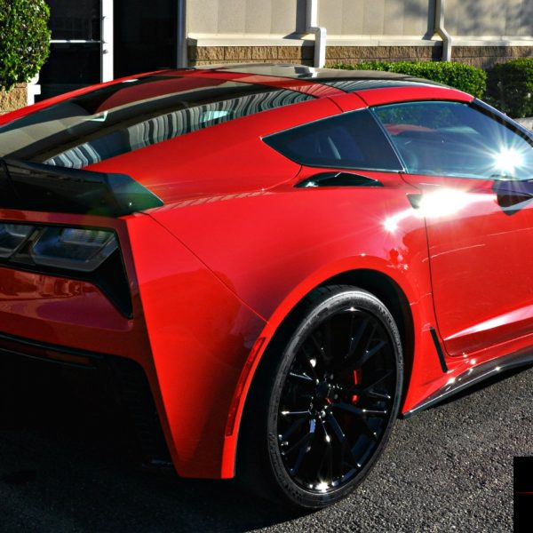This C7 Corvette is ready for the car show after an irdetailing.com full paint correction & CQuarta Finest Reserve ceramic coating application.